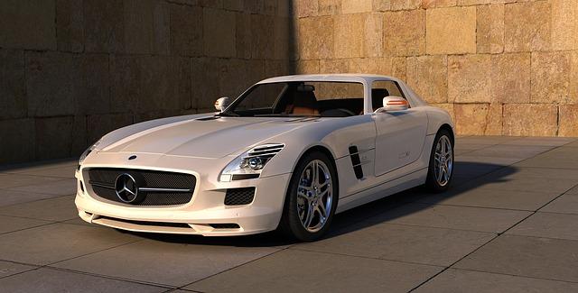 Mercedes Benz A klasse imponerer