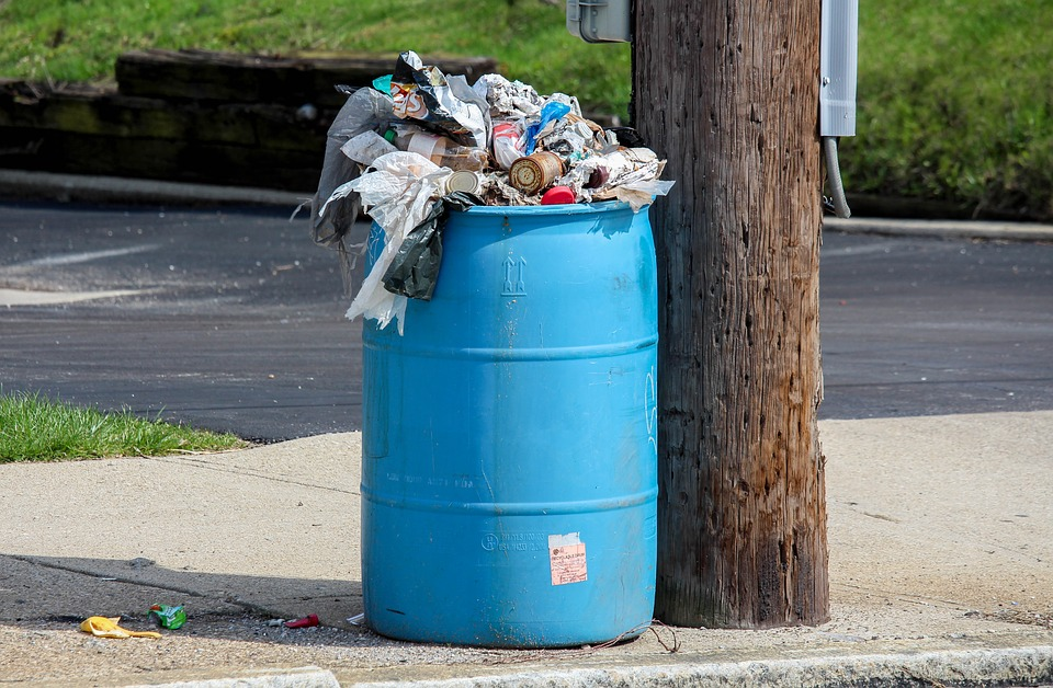 Afhentning af affald skal være nemt